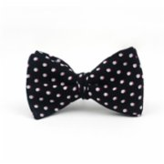 Moris  Puntted Pop Butterfly Tie Bow Tie