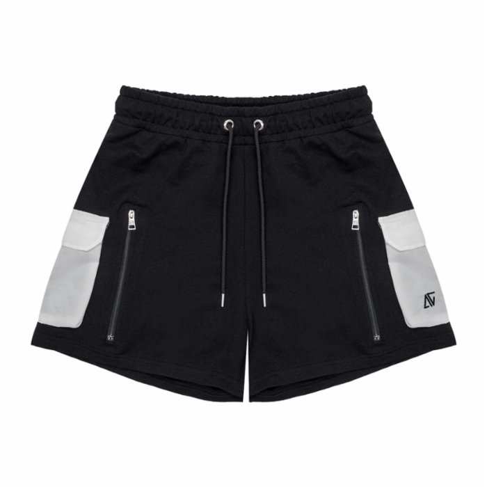Bassigue Black Kang Short
