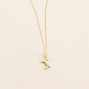 Mi Mujer Atelier  Golden Coral Charm - I