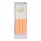 Meri Meri Coral Glitter Dipped Candles 16Set