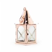 Coho Objet	  Artisan Cone Copper Lantern With Hanger