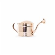 Coho Objet	  Artisan Copper Watering Can With Strainer