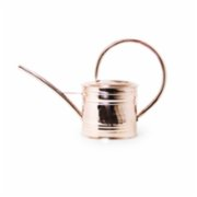 Coho Objet  Artisan Hand Hammered Barrel Copper Watering Can