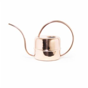 Coho Objet  Artisan Cube Copper Watering Can