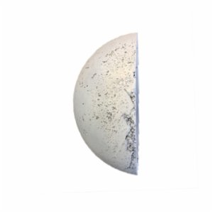 Urban Atölye  Eclipse B/W Giant Concrete Wall Lamp