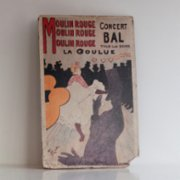 Tuhafier  Moulin Rouge Concert Ball Poster