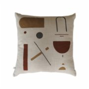 Table and Sofa  Matcat Images-1 Pillow