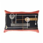 Table and Sofa Space Pillow