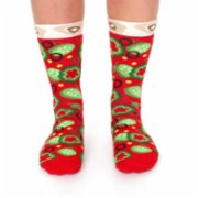 Socks + Stuff  Veggie Pizza Socks Slice