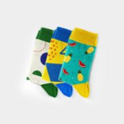 Piloi Socks  Grus Socks Set of 3