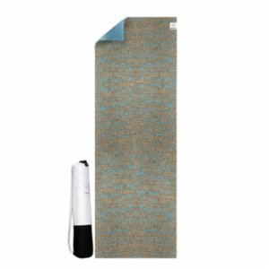 Seeka Yoga  Jut Surface Yoga Mat