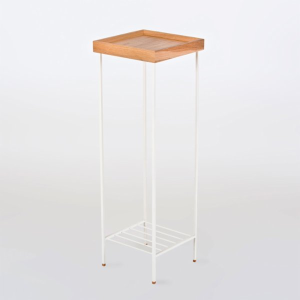 Ananas Woodworking Edge Tall Table