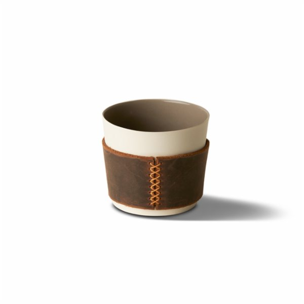 Esma Dereboy Mug with Leather Collar