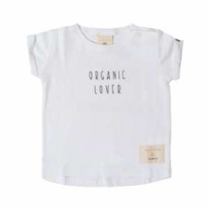 Miela Kids  T-shirt - Organic Lover