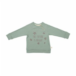 Miela Kids  Organic Sweatshirt - The Future