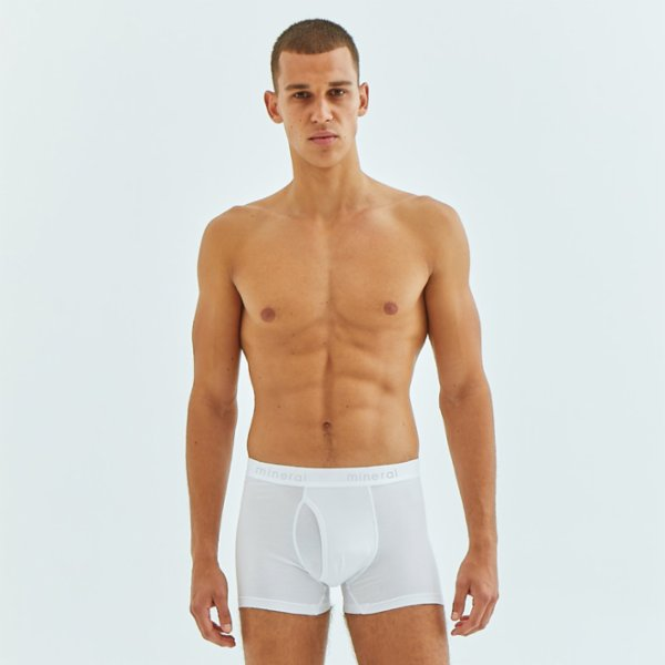 Mineral Organic Boxer 3 Pieces Pack