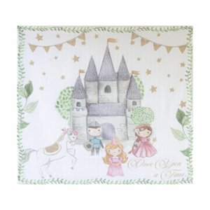 Nilue  Fairytale Müslin Blanket