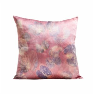 Tien Officiel  Handcrafted Natural Dye Silk Cushion I