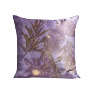 Tien Officiel  Handcrafted Natural Dye Silk Cushion II