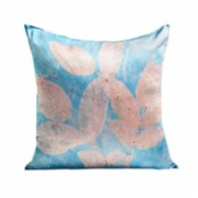 Tien Officiel  Handcrafted Natural Dye Silk Cushion VII