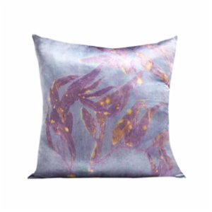 Tien Officiel  Handcrafted Natural Dye Silk Cushion XVI