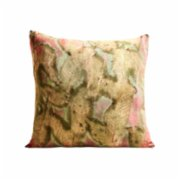 Tien Officiel  Handcrafted Natural Dye Silk Cushion XXIII