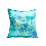 Tien Officiel  Handcrafted Natural Dye Silk Cushion IX