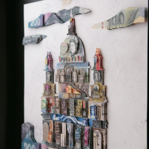 Somecreat St Pauls Cathedral Painting