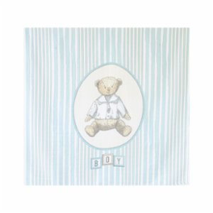 Nilue  Vintage Boy Müslin Blanket