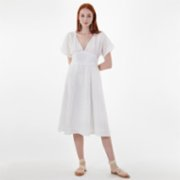 Juneandlin  Kleopatra Linen Dress