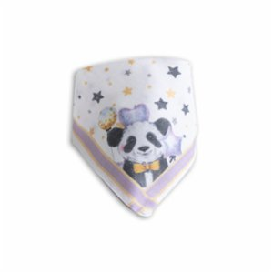 Nilue  Panda Muslin Collar