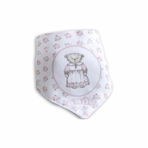 Nilue  Vintage Girl Muslin Collar