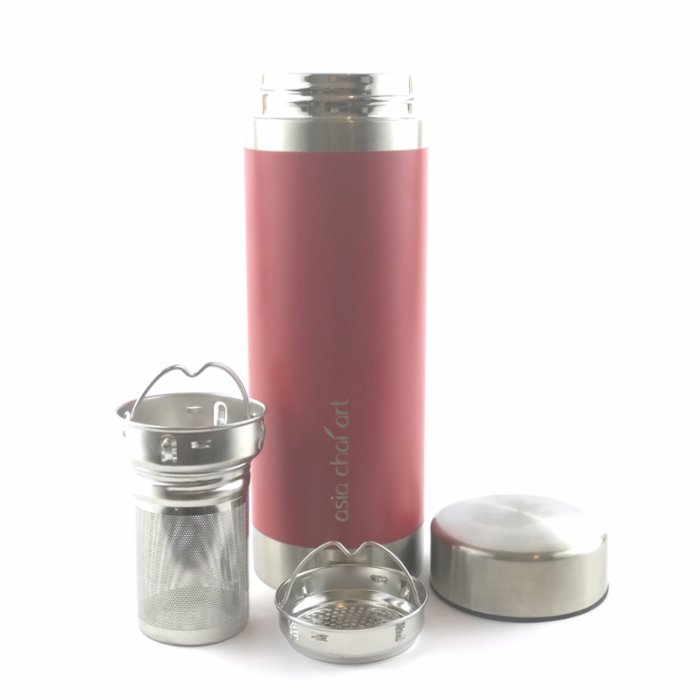 Asia Chai Art Steel Tea Thermos