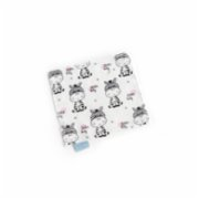 Hipopotam Baby  Zebras Muslin Mouth Cloth Set
