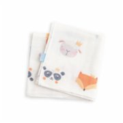 Hipopotam Baby  Little Animals Muslin Throw