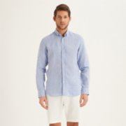 Fiji  Men's Linen Shirt