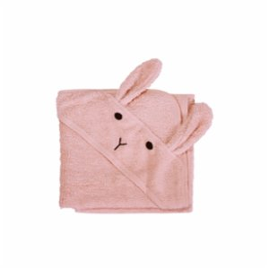 Miniyoki  Forest Bunny Hooded Towel