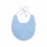 Miniyoki  Aegean Bib - Braided Ribbon