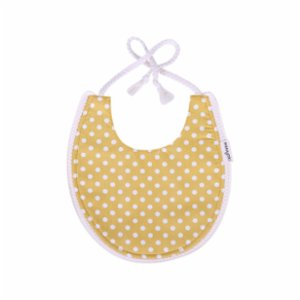 Miniyoki  Solare Bib - Braided Ribbon