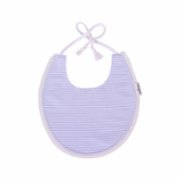 Miniyoki  Tiny Gentleman Bib - Braided Ribbon