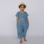 Madder's Fabric  Rompers - I