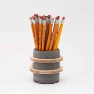 Womodesign  Petite - Concrete Flowerpot / Pencil Case