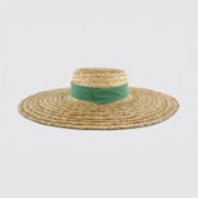Michrame  Straw Hat