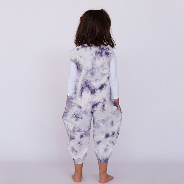 Madder's Fabric Rompers - V
