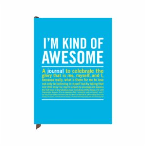 Knock Knock  I'm Kind of Awesome Inner-Truth™ Journal