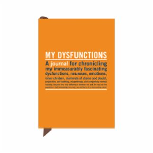 Knock Knock  My Dysfunctions Mini Inner-Truth™ Journal