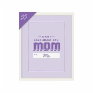 Knock Knock  What I Love About Mom Fill in the Love® Card Booklet