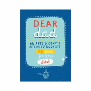 Knock Knock  Dear Dad Activity Book