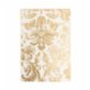 Eccolo Flexi Metallic Journal Gold Damask