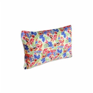 Mardi Matin  Spring Flowers Muslin Baby Pillowcase